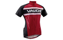 Vaude Men's S TEAM Tricot red